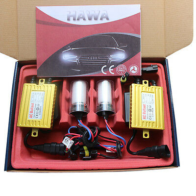 H7 55W 8000k Super Canbus Pro AC HID Xenon Conversion Kit With Metal Based Bulbs
