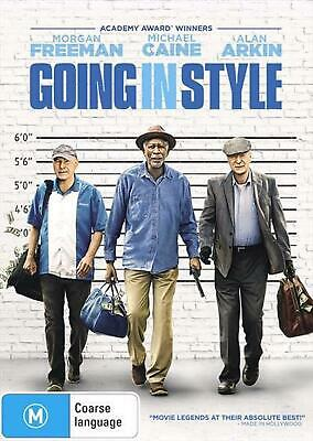 Going In Style - DVD Region 4 Free Shipping!