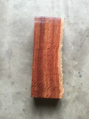 Fiddleback Coolabah Billet /block . Luthier , Knifemaker #850