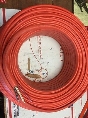 10/3 Soild Copper Wire Red, Black, And White 100 Feet