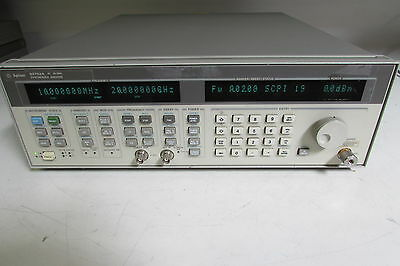 Agilent HP 83752A Synthesized Sweeper, 0.01 - 20 GHz