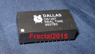 1pcs DS1287 DALLAS Real Time Clock DIP18
