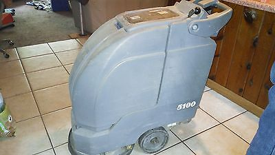 "Noble 17"" automatic floor scrubber model 5100. Works great, all accessories incl"