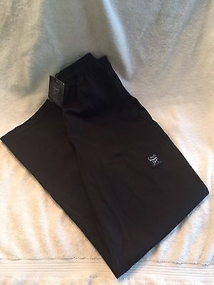 "Chef Revival Baggy Pants, Black, Small 28"" - 30"", BRAND NEW, P020BK-S"