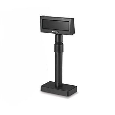 OpenBox Bixolon BCD-1000 Vacuum Fluorescent Customer Pole Display with Serial In