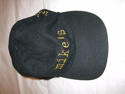Mike's Hard Lemonade Baseball Adult Hat/Cap (Clip) - Embroidered Cotton NEW