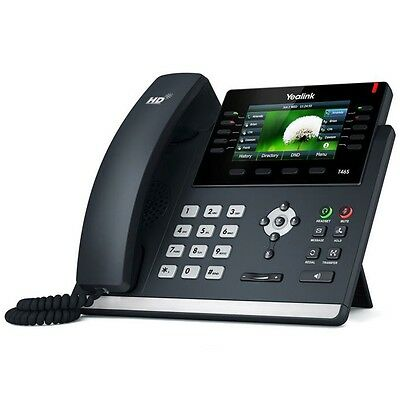 Yealink SIP-T46S Gigabit VoIP IP Phone - NEW