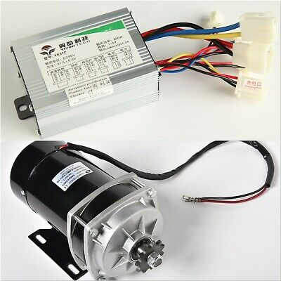 800W 36 V DC electric motor f Quad Trike Go-Kart DIY ZY1020ZXF gear reduction