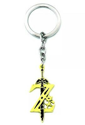 The Legend of Zelda Link Sword Metal Keychain US Seller