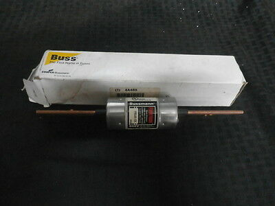 Bussmann Fusetron FRS-R-125 Dual-Element Time Delay Fuse, 125A, 600V, **New**