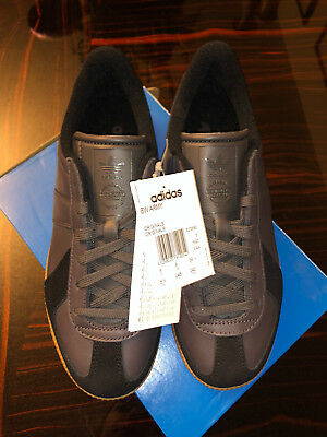 buy popular f1e8e beffa Adidas Originals BW Army leather Blackgum BZ0580 men size 6.5