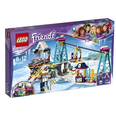 Lego Friends Ski lift in Winter sports rt 41324