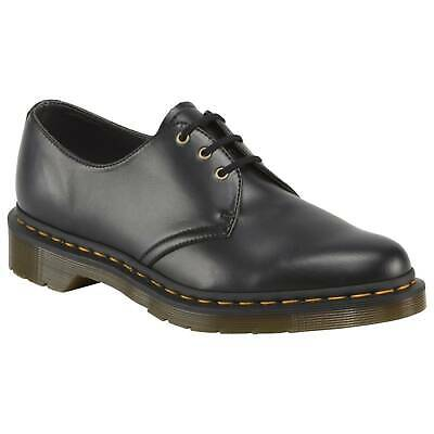 Dr. Martens VEGAN Unisex 1461 3 Eye Lace Up Genuine Eco Friendly Shoes Doc New