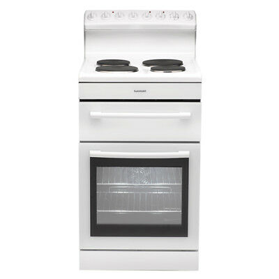 New Euromaid - R54EW - 54cm Freestanding Oven from Bing Lee