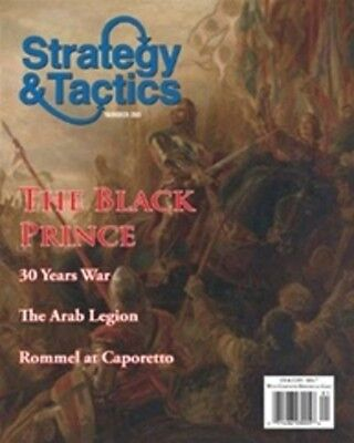 Strategy & Tactics 260 - The Black Prince - Mint And Unpunched