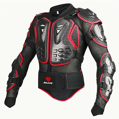 Motorcycles Armor Body Jacket Protector Moto Racing Cross Back Protection Jacket