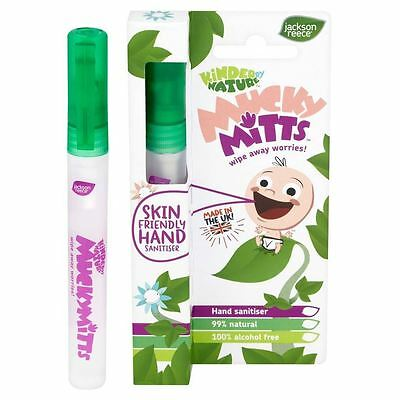 Jackson Reece Mucky Mitts Hand Sanitiser Spray Kinder By Nature Alcohol Free