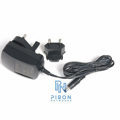 Snom Power Supply Unit Adapter Fits all corder models *Genuine Product*