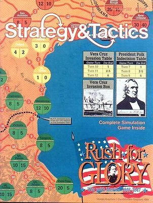 Strategy & Tactics 127 - Rush For Glory - Mint And Unpunched