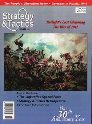Strategy & Tactics 184 - Twilights Last Gleaming - Mint And Unpunched