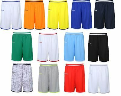 Spalding Shorts Teamline Move Basketball kurze Sporthose Short Hose