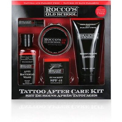 Roccos Tattoo After Care Kit - Normally £29.99