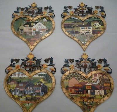 Peppercricket Charms by Charles Wysocki - 1st, 2nd, 3rd, and 4th Issues