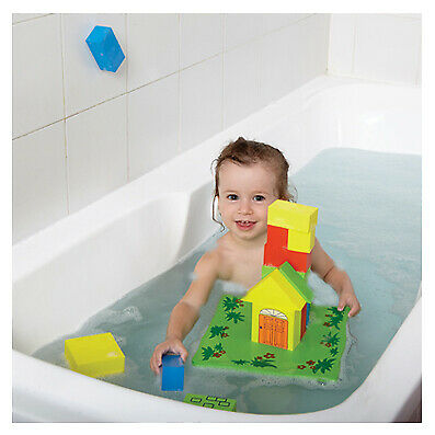 Tub Fun Floating Blocks Toy Pre-Schooler Children Toddler by Edushape