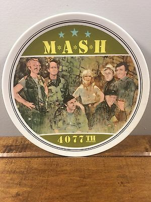 Vintage 1982 MASH 4077th The Commemorative Plate Limited Edition #31629 Royal