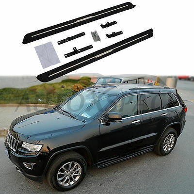 new design for JEEP Grand Cherokee 2011-2017 running board side step nerf bar
