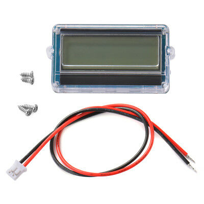 8-63V Lithium Battery Capacity Tester 12V/24v/36v/48v Lead-Acid Indicator BI662