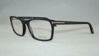 Tom Ford TF 5295 002 Matte Black Glasses Frames Eyeglasses Size 54