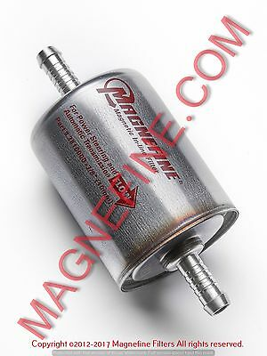 "New Magnefine 3/8"" Inline Magnetic Transmission Filter"