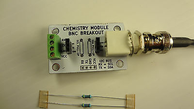 pH DO ORP DO EZO Chemistry Circuit Module Carrier BNC Board non-isolated arduino