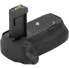 JUMBOKITS Professional Battery Grip Holder for Canon EOS 70D, EOS 80D