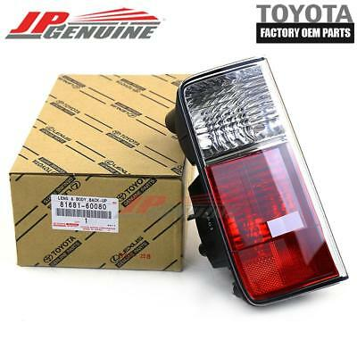Genuine Oem Toyota 10-14 Gx460 Left Driver Side Tail Light 81681-60080