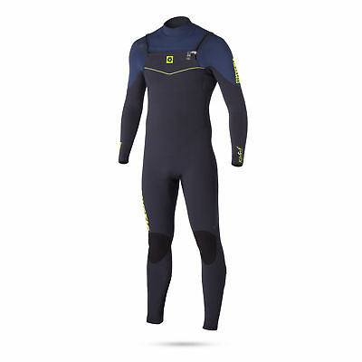 Tension Mystic 2/2 Gbs Frontzip Combinaison 2017 - Marine