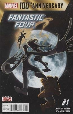 100th Anniversary Special Fantastic Four #1