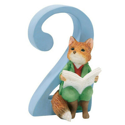 Beatrix Potter - Age 2 Foxy Whiskered Gentleman - Number Two
