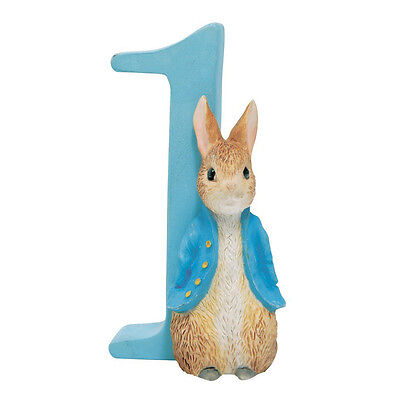 Beatrix Potter - Age 1 Sweet Peter Figurine - Number One