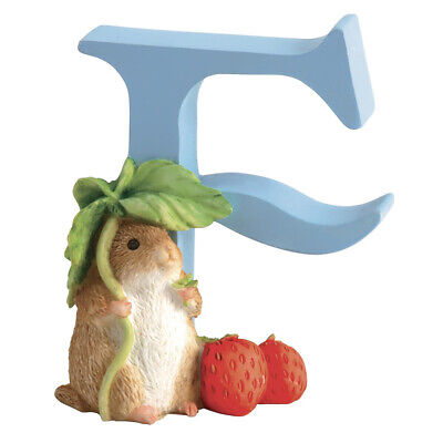 Beatrix Potter - Letter F Timmy Willie - 7cm