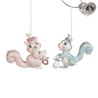 Goodwill - Baby First Squirrel Ornament
