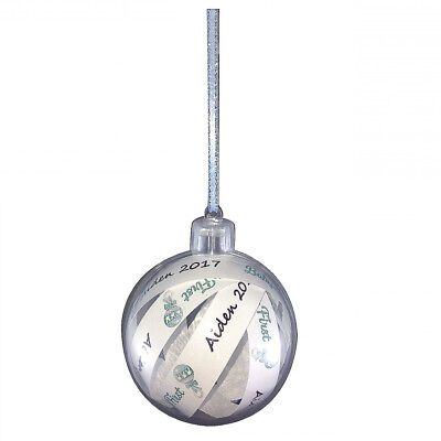 Baby's First Boys 'Aiden 2017' Hanging Ornament
