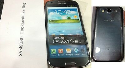 **High Quality** Samsung Dummy Galaxy S3 i9305 4G LTE  Display Fake Toy