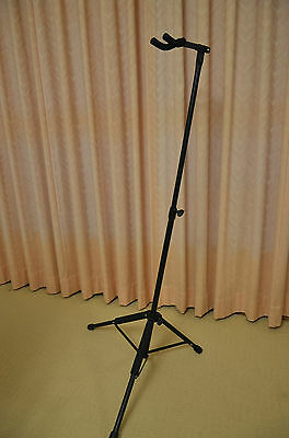 Height Adjustable Stand for Guitar,Banjo,Mandolin,small Cello &Ukulele. Foldable