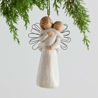 Willow Tree - Angel of Embrace Hanging Ornament