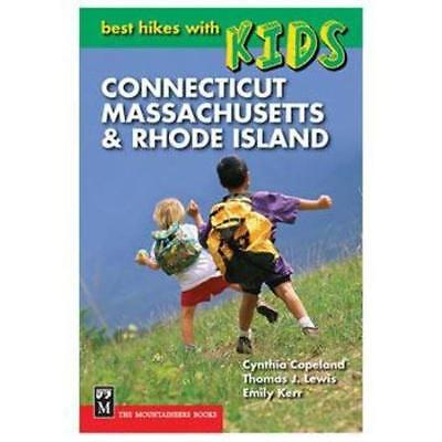 Mountaineers Books Best Hikes W/Kids:Ct,Ma,Ri