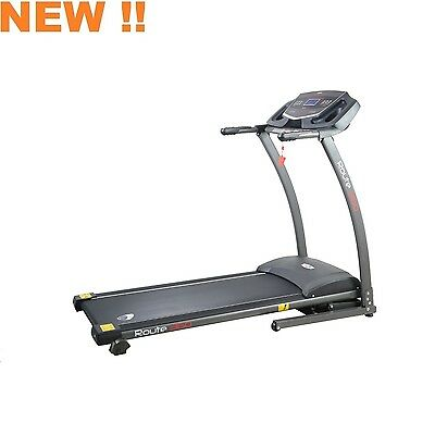 treadmill 2hp 16 kh incl.man route 360 getfit - home fitness