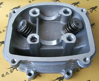 Scooter 125cc GY6 Cylinder Head With Valves Chinese Scooter Parts GY6125cc