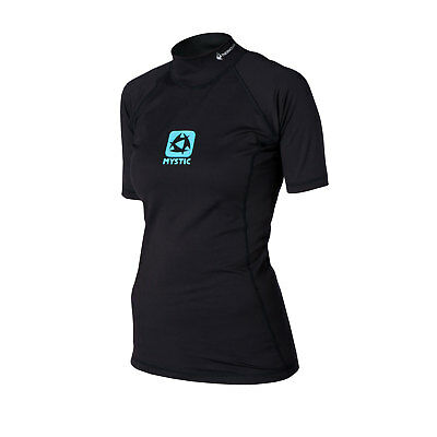 Mystic Womens BIPOLY Short Sleeve Thermo Vest 2016
